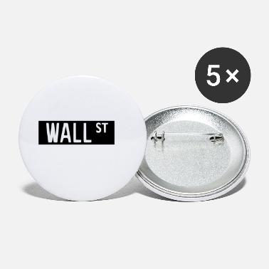 Occupy Wall Street Wall Street 2 - Small Buttons
