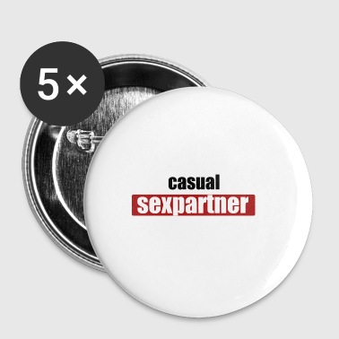 casualsexpartner - YouTube - Tinder - Spilla piccola 25 mm