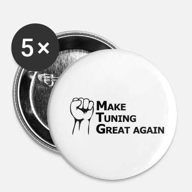 Tuning Tuning - Buttons/Badges lille, 25 mm