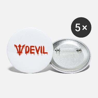 Devil Male Devil - Devil - Small Buttons