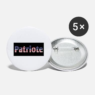 Patriot Patriot - Små buttons