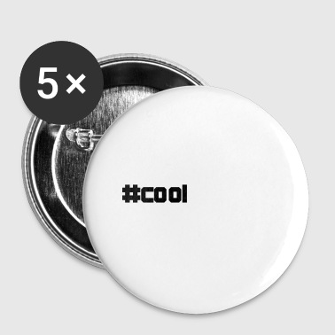 cool cool - Buttons klein 25 mm