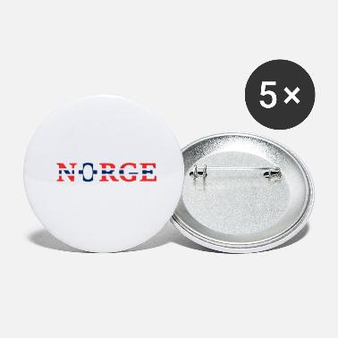 Norge Norge - Norge - Små buttons