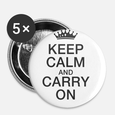 Keep Calm Keep calm - Badge petit 25 mm
