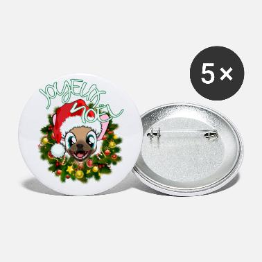 Noel FRENCHIE NOEL - Petits badges