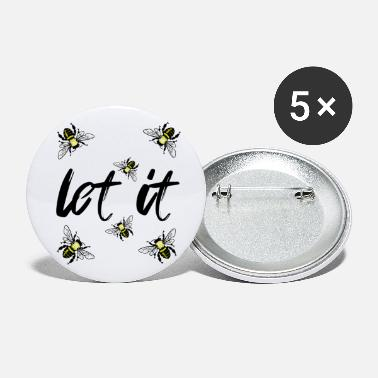 Let let it be - Small Buttons