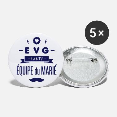 Evg EVG party - Petits badges
