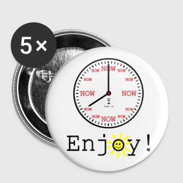 NOW! - Buttons klein 25 mm