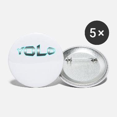 Promotion YOLO - Buttons klein