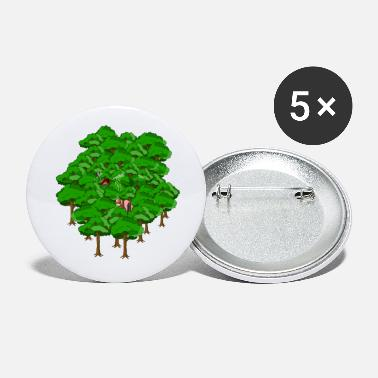 WITCH FOREST - Small Buttons