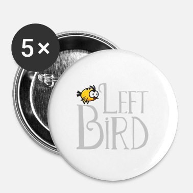 Insulte Insultes blagues - Badge petit 25 mm