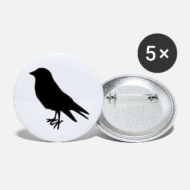Bird early bird bird birds - Small Buttons