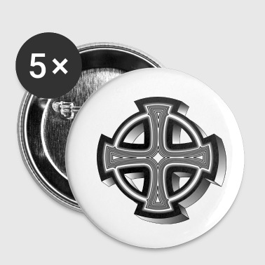 Celtic Celtic Legend - Buttons klein 25 mm