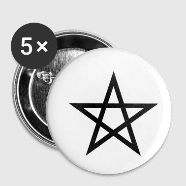 Shop Pentagram Buttons Online Spreadshirt