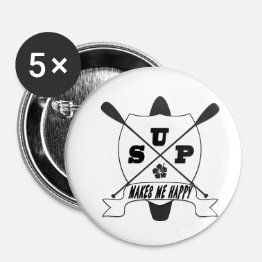 Super SUP - Buttons/Badges lille, 25 mm