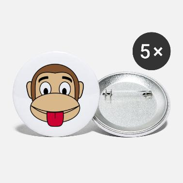 Monkey collection - Small Buttons