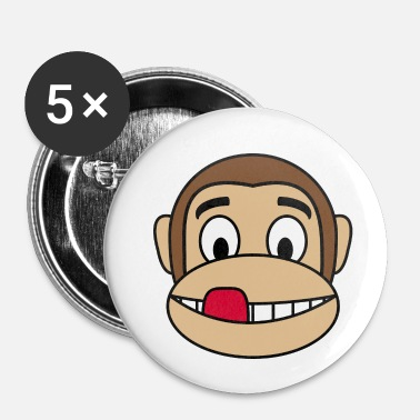 Collections Monkey collection - Buttons small 25 mm