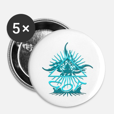 Goa GoA - Badge petit 25 mm