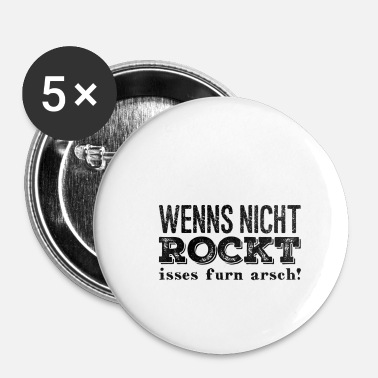 Rock ROCK - Buttons klein 25 mm