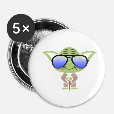 Yoda Yoda - Buttons small 25 mm