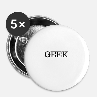 Geek GEEK - Spilla piccola 25 mm