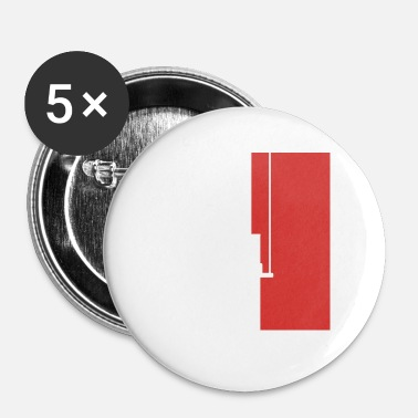 Peintre le peintre - Badge petit 25 mm