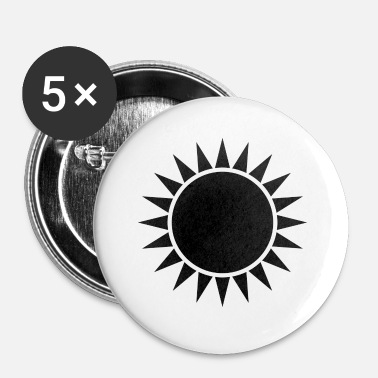 Icon zon Icon - Buttons klein 25 mm (5-pack)