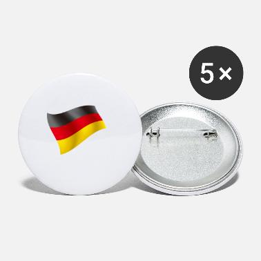 Flag Of Germany Germany Germany flag flag Landesfarben - Small Buttons