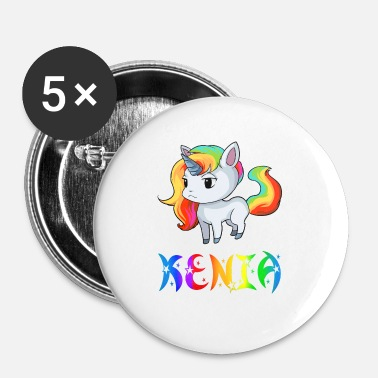 Kenya Unicorn Kenya - Buttons small 25 mm