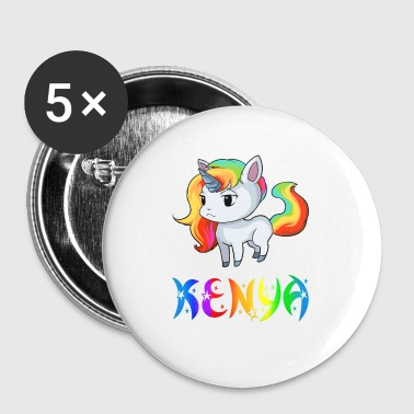 Unicorn Kenya - Buttons small 25 mm