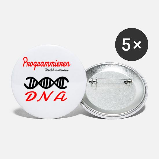 Programming Buttons - Is programming in my DNA hobby programming - Small Buttons white