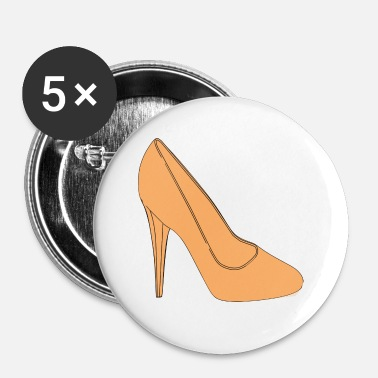 Chaussures chaussure - Badge petit 25 mm