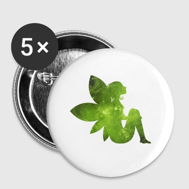Fairy Tail fairy - Buttons small 25 mm