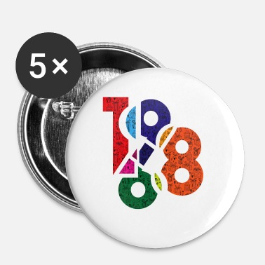 1968 1968 - Badge petit 25 mm