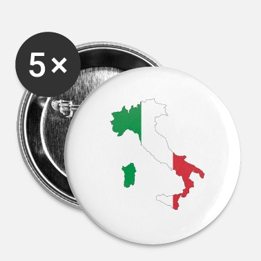 Italie L'Italie - Badge petit 25 mm