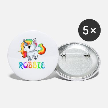 Robby Unicorn Robbie - Small Buttons