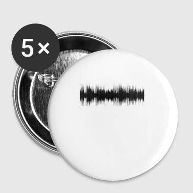 Frequency Frequencies and sounds! - Buttons small 25 mm
