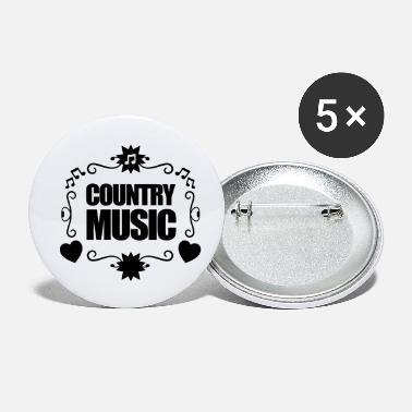 Country Country Music - Rintamerkit pienet