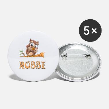 Robby Owl Robbi - Small Buttons