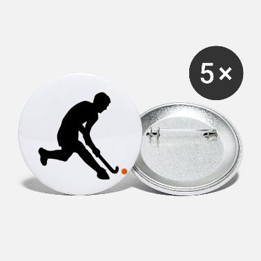 Indoor Hockey herrenhockey_c_2c - Small Buttons