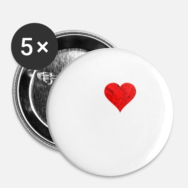 Workout Ik hou van workouts Workouts idee - Buttons klein 25 mm (5-pack)