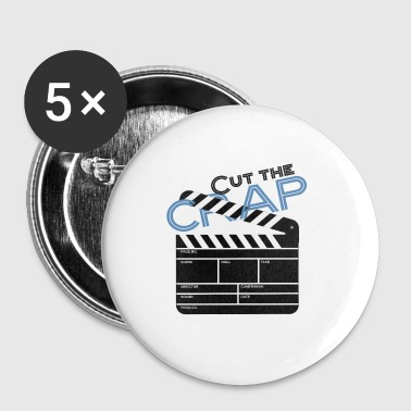 Film film - Badge petit 25 mm