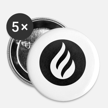 Shape CLEAN SHAPES SHAPES - Badge petit 25 mm