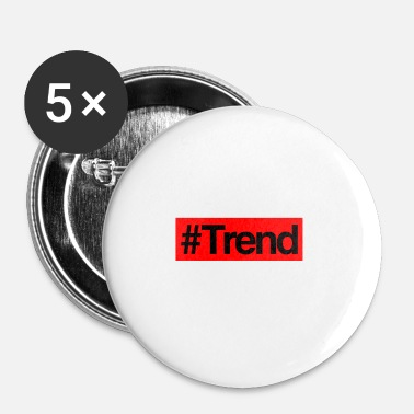 Trend #Trend. - Buttons/Badges lille, 25 mm