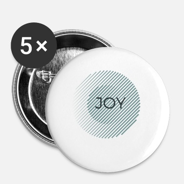 Joy - Buttons small 25 mm