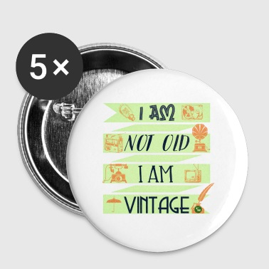 Vintage ⏳ - Buttons small 25 mm