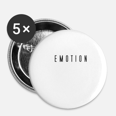 Emotion émotion - Badge petit 25 mm