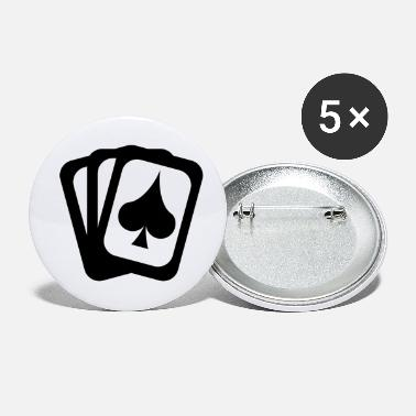 Cards Ace Cards - Buttons klein