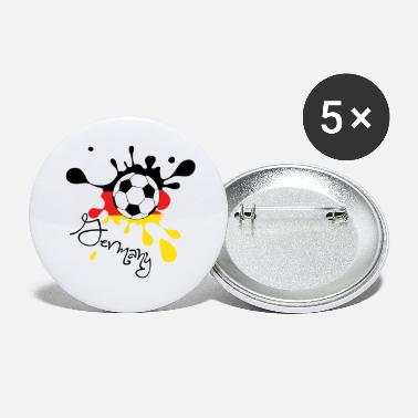 Football Germany WM WM World Cup - Small Buttons