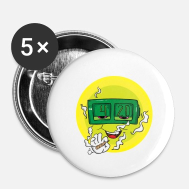 Rygning rygning - Buttons/Badges lille, 25 mm